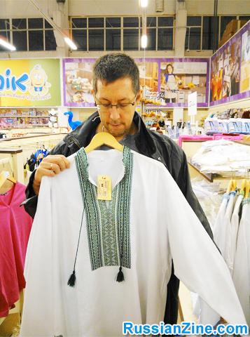 Shopping in LVOV