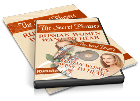 Secret Phrases Russian Women Want to Hear