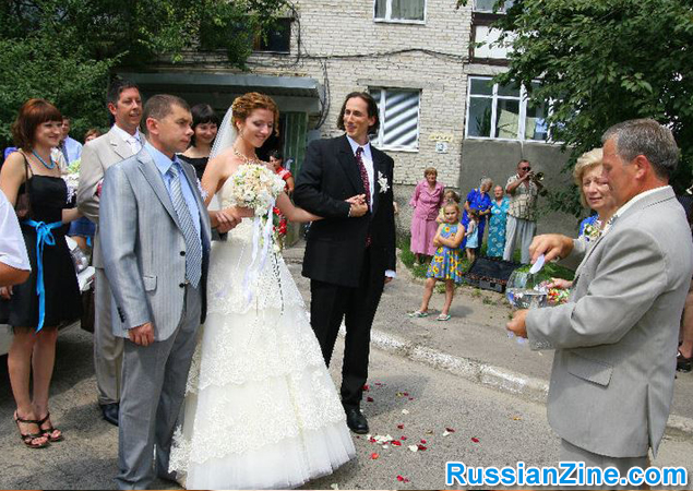 Russian / Ukraine Wedding