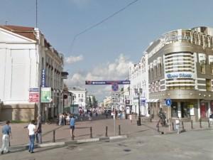 Bolshaya Pokrovskaya Walking Street