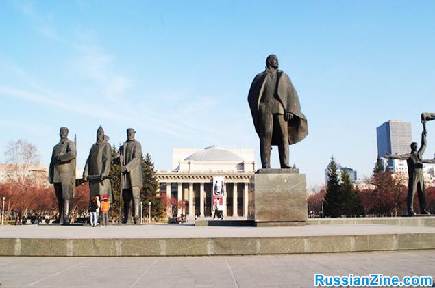 Lenin-Square