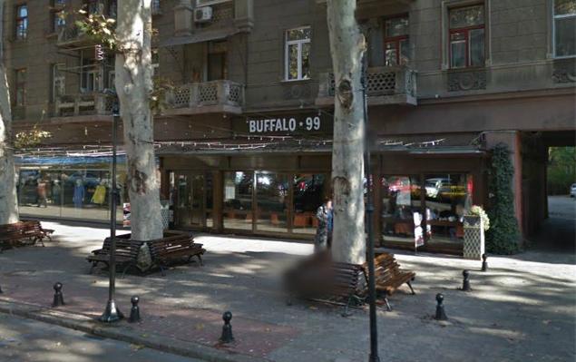Buffalo 99 Odessa Google Street View