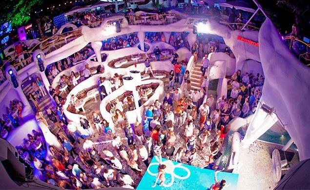 Ibiza Club Odessa